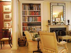 Mark Hampton ~ his NYC apartment