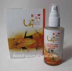 Beauty Au Natural: Lily Farm Fresh Organic Skin Care