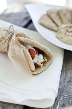 Quick Gluten Free Pita Bread Recipe - Gluten Free Bread