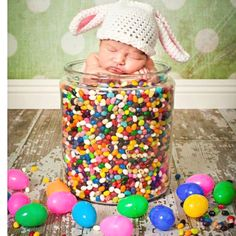 By: Jenn Mitle.com           The best easter pic I've seen. Adorable