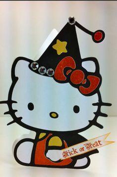 halloween kitty :)