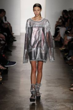 Aina Beck's Parsons MFA Spring 2013 Ready-to-Wear Collection