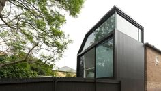 Cosgriff House by Christopher Polly Architect. Image: Brett Boardman
