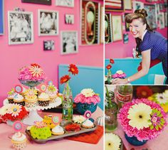 bridal shower 50s