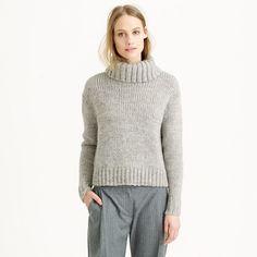 J.Crew - Chunky turtleneck sweater