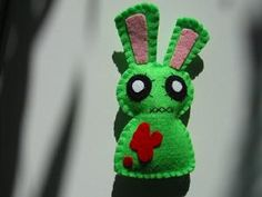 I gotta love a zombie craft