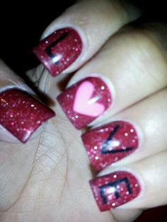All you need is LOVEly nails!