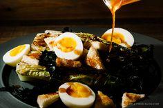 Grilled Romaine Salad Recipe -