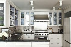 i think i want an all white kitchen.