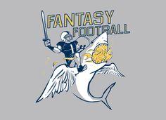 Fantasy Football T-Shirt | SnorgTees