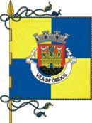 Bandeira de Óbidos
