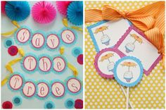Adorable + Creative The Lorax Party!