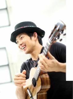 One of the world's most celebrated ukulele player - Jake Shimabukuro