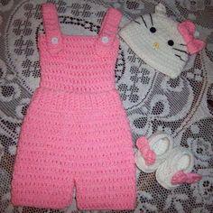 Hello Kitty Outfit Crochet Pattern  https://www.craftsy.com/user/pattern/store/725113