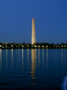 D.C was amazing!!  I myself took this Picture of the Washington Monument at sundown <3