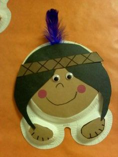 Native americans on pinterest preschool education and for Native american thanksgiving crafts