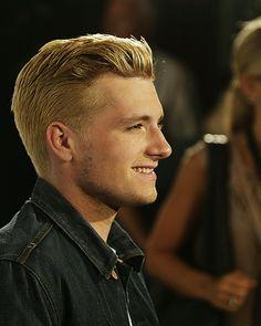 blond Josh :)