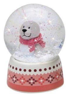 Seal Snowglobe