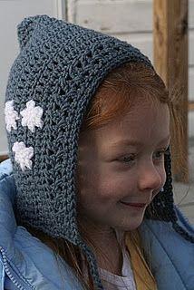 Free Crochet Cute Hat Pattern