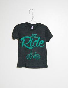 Let's Ride Teal - Slyfox Threads