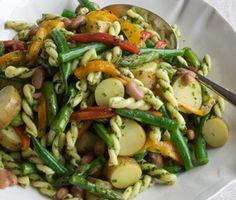 Minestrone Salad         Minestrone Salad  Recipe  at Epicurious.com