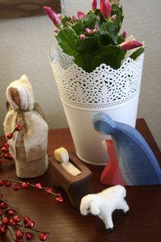 nativity, creche