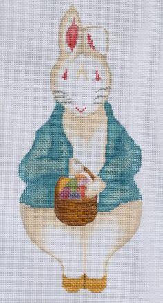 Mr. Bunny w/ basket
