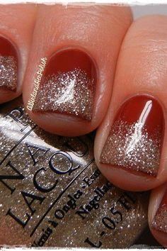 holiday nails, nail art ideas, nail arts, 15 holiday
