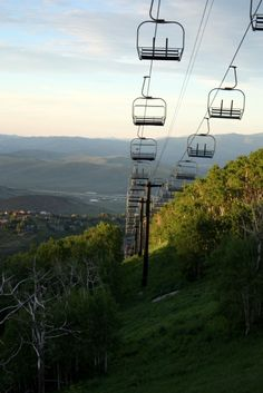 Canyons Resort, Park City, Utah. Photography by completelydelicious.com. Pinned by evoconference.com #evoconf