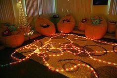 What a fun room!