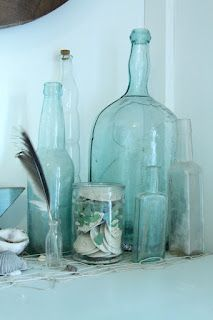 the vintage bricoleur: Angela's Beach Room