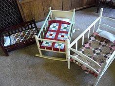 3 little beds