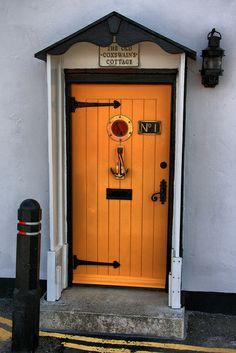 Nautical Sailor's Door