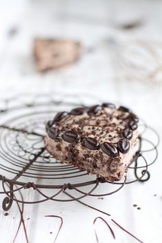 dark chocolate poppy seed cake