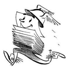 Letterpress Stationery, Speedy Note, $3.00, #letterpress #quicknote #cute #wings