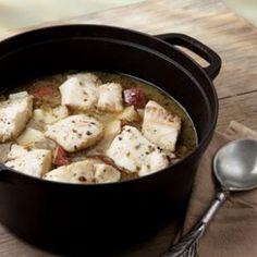 White Fish Stew (Bianco) Recipe