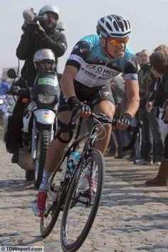 Parijs-Roubaix - Tim De Waele - Cycling : 111th Paris-Roubaix 2013 STYBAR Zdenek (CZE)/ Carrefour de lArbre / Paris