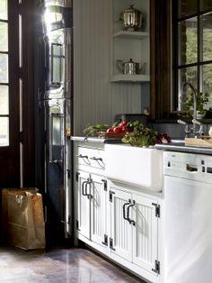 Nice cabinet hardware. Hudson River Valley Residence « Kathryn Scott Design Studio