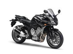 2008 Yamaha FZ1 Fazer ABS #motorcycles