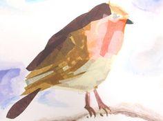 winter birds and more Small Hands Big Art Studio