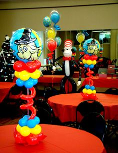 dr suess baby shower on Pinterest