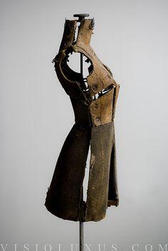 I heart antique dress forms