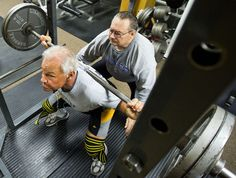 Former Winona fire chief powerlifiting his way through retirement