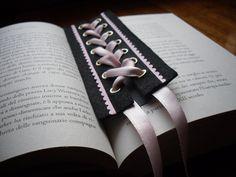 Gothic Corset Bookmarkby Naamah Vonhell