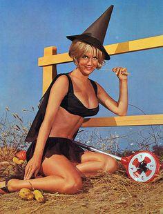Ridgid ToolsCalendar girl, 1968