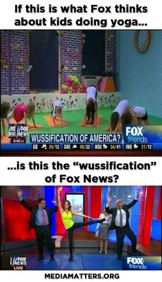"the ""wussification"" of Fox News?"