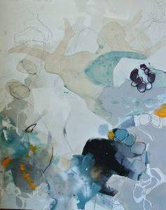 Painting by Melissa Herrington