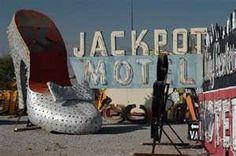 Las Vegas Neon Boneyard!