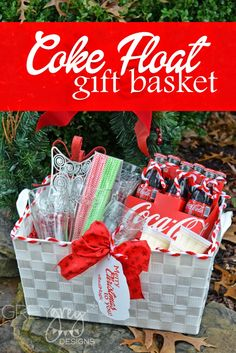 Coca Cola Float Gift