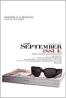 The September Issue / HU DVD 10566 / http://catalog.wrlc.org/cgi-bin/Pwebrecon.cgi?BBID=12038140